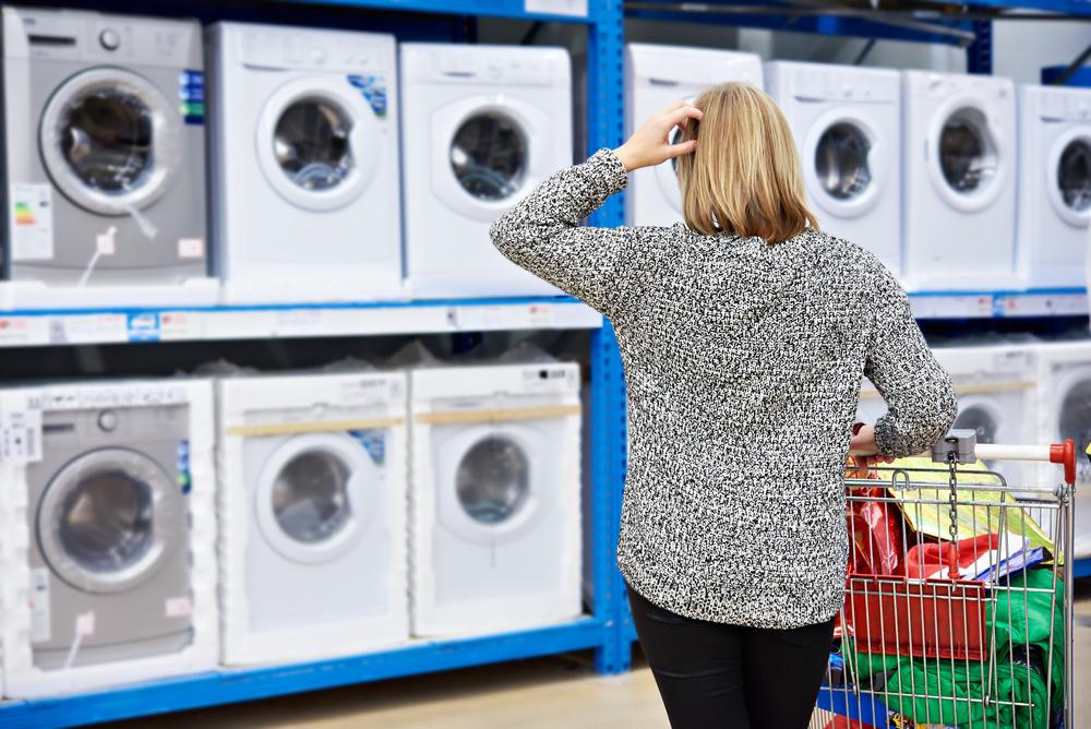 Hakkad uut pesumasinat soetama?