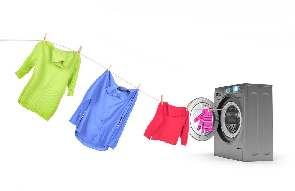 Kuivatiga pesumasin muudab pesupesemise oluliselt lihtsamaks