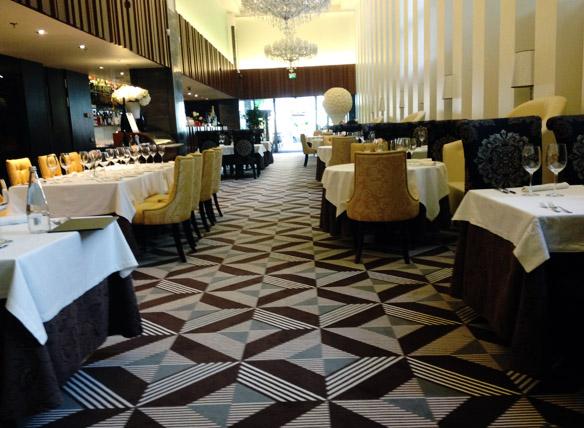 Francesco Sibio restoran ristorante interjöör sisekujundus