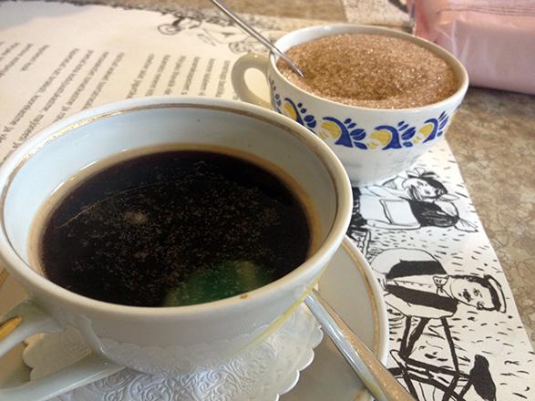 Põhjaka mõis restoran, kohv
