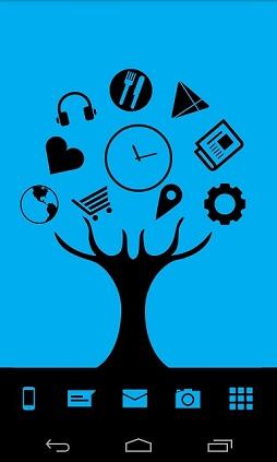 Themer, App Tree
