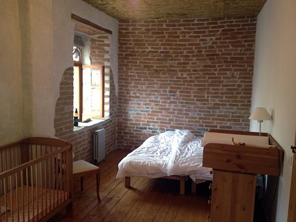 Haapsalu külalistemaja Beguta Guest House külalistemaja lastega tuba