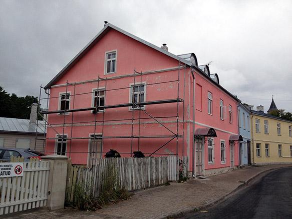 Haapsalu külalistemaja Beguta Guest House