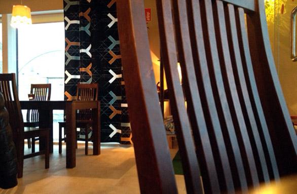 Kohvik Restoran Diip Kunstiinimene