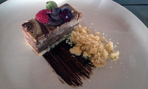 Kalana restoran magustoit dessert