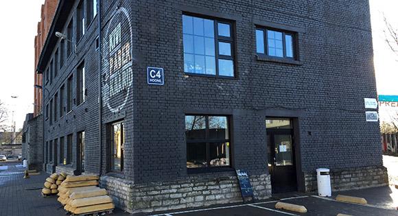 Kivi Paber Käärid restoran Telliskivis asukoht aadress