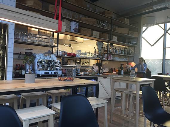Restoran kohvik Peps Kentmannis