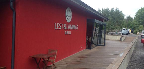 Lest ja Lammas Hiiumaa Kassari asukoht
