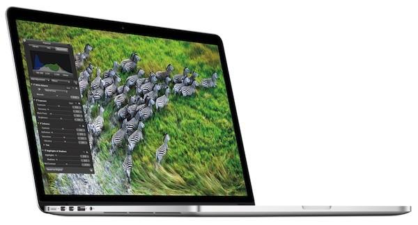 MacBook Pro with Retina Display pilt