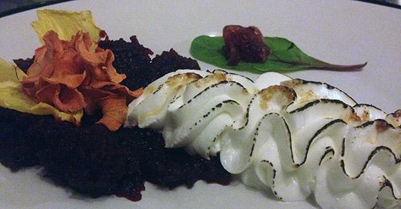 Ööbiku gastronoomiatalu Raplas kitsejuust