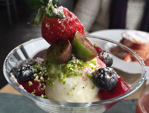 Restoran Paat Viimsi jäätis magustoit dessert