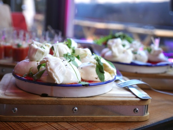 Rae Meierei restorani juust