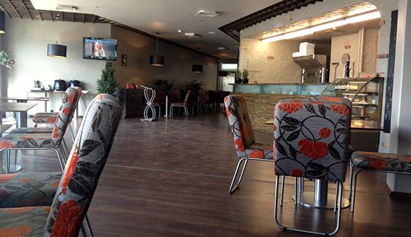 Rakvere Põhjakeskuse restoran Farfalle