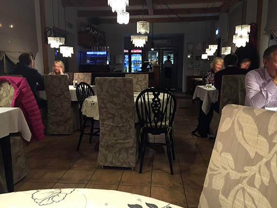 Restoran kohvik Piparmünt Pärnus