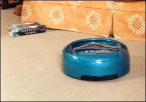 Robottolmuimeja Electrolux Trilobite prototüüp (1997)