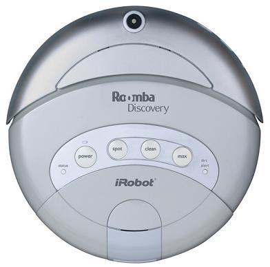 Robottolmuimeja iRobot Roomba Discovery (2003)