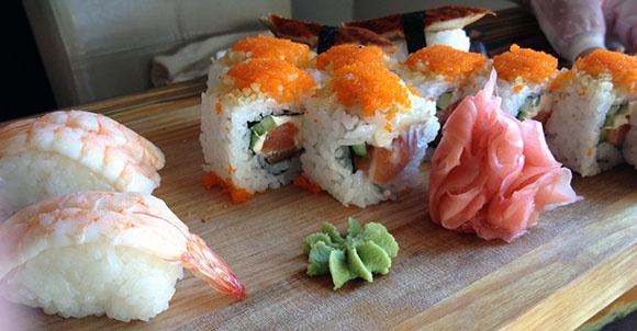 Sushi Tiger Rakvere sushi shushi