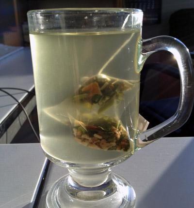 Teapigs ingveri ja sidruni tee