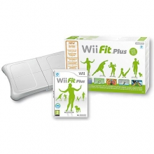 Wii fit plus balance board (Wii)