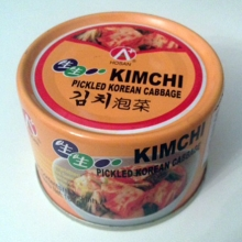 Kimchi Pickled Korean Cabbage