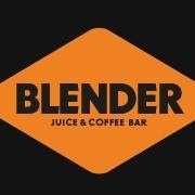 https://www.facebook.com/blenderjuicecoffee Blender