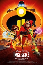 Brad Bird The Incredibles 2 (2018)