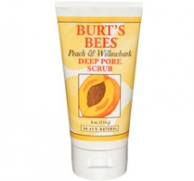 Peach and Willowbark Deep Pore Scrub