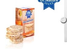 Dr. Nature buckwheat crackers