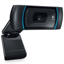 HD Pro Webcam C910