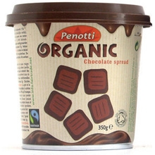 Organic Fairtrade Chocolate Spread