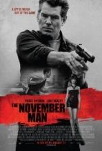 Roger Donaldson The November Man (2014)