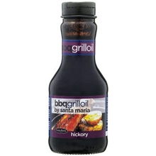 BBQ Grill Oil Hickory