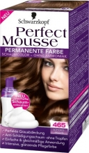 Perferct Mousse permanent color foam