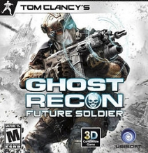 Clancy's Ghost Recon: Future Soldier (Xbox 360)
