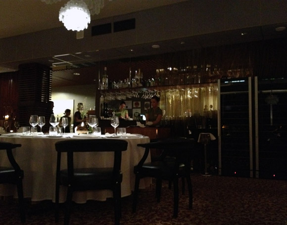 Restoran Wicca Laulasmaa Spa